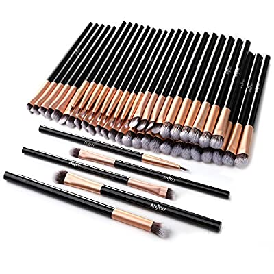 50pcs Eye Makeup Brush