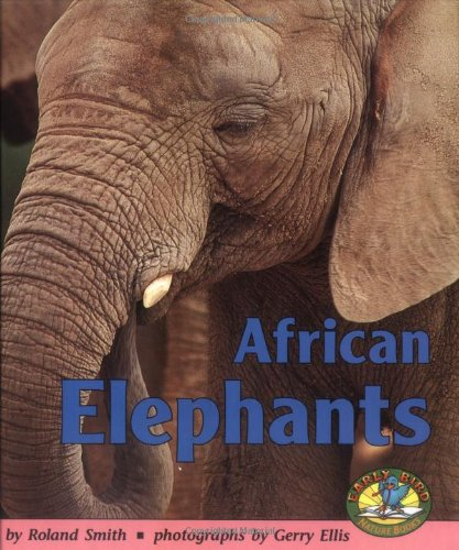 African Elephants (Early Bird Nature (Two African Elephants)