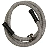 LASCO 16-1904 Dishwasher Drain Hose, Corrugated Flexible Poly Tubing, 5/8 ID x 7/8 OD, Universal Stepped Ends, 78-Inches Long