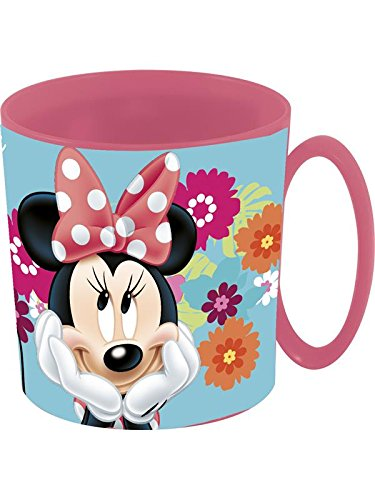 Minnie Mouse-Cup Plastic Micro 350ml (Stor 14504) ()