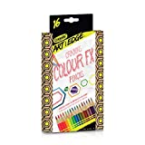 Crayola  Art with Edge Colour Fx Coloured Pencils, Adult Colouring Pencil Crayons, Bullet Journaling, School and Craft Supplies, Drawing Gift for Boys and Girls, Kids, Teens Ages  5, 6,7, 8 and Up, Holiday Gifting, Stocking Stuffers, Arts and Crafts