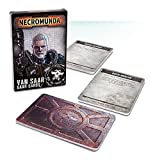 Warhammer Necromunda Van Saar Gang Cards SW