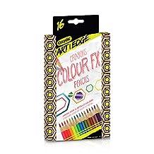 Crayola  Edge Colour Fx Coloured Pencils