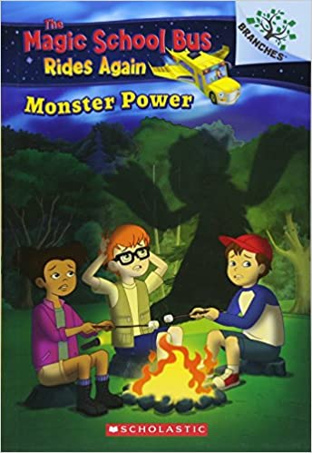 Book Monster Power : Exploring Renewable Energy: A Branches Book (The Magic School Bus Rides Again)