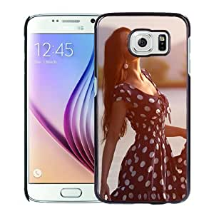 Popular And Durable Designed Case For Samsung Galaxy S6 With Girl In Dress Morning 640x1136 Phone Case