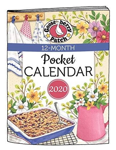 2020 Gooseberry Patch Pocket Calendar