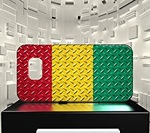 Funda Carcasa para Galaxy S7 Bandera GUINEA 05