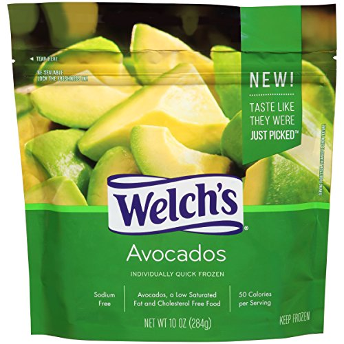 - Welchs Natures Touch Frozen Avocados, 10 Ounce (Pack of 8)