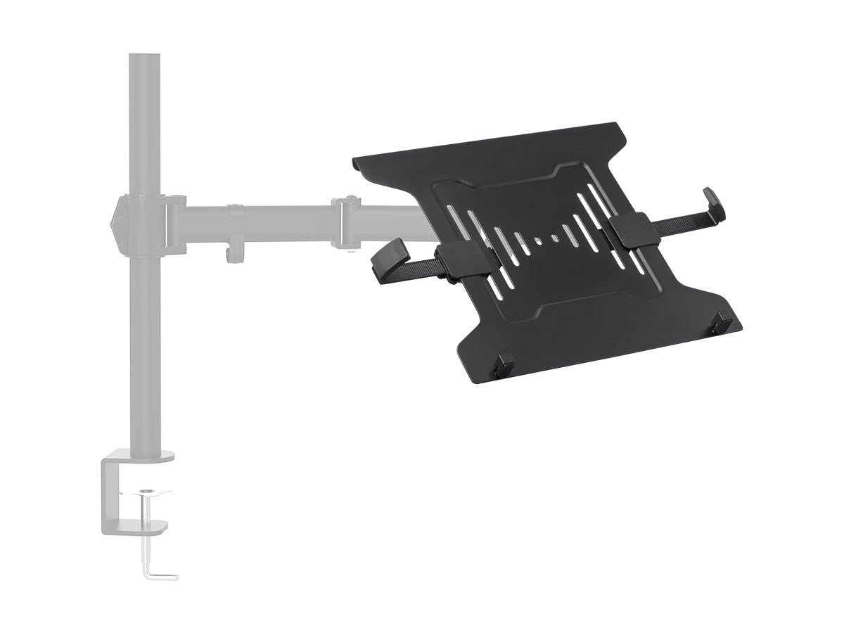 Monoprice Laptop Holder Attachment for LCD Desk Mounts
