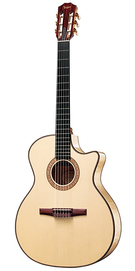 Taylor guitarras ns64-ce Grand Auditorium acústica eléctrica ...