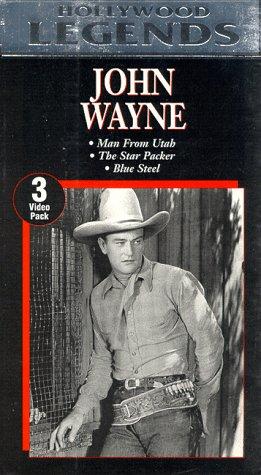 John Wayne: Man From Utah, The Star Packer, Blue Steel - Lake Outlets Salt City Utah