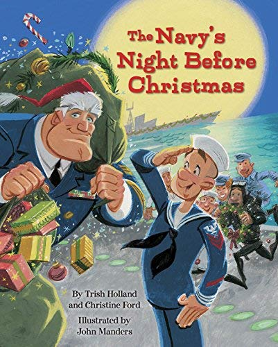 The Navy's Night Before Christmas ()