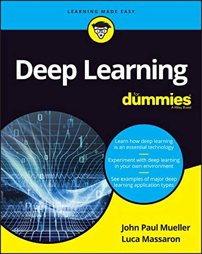 Top recommendation for machine learning for dummies