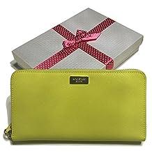 Kate Spade Newbury Lane Neda Clutch Wallet WLRU1498 (Brgtcbnlle (339))