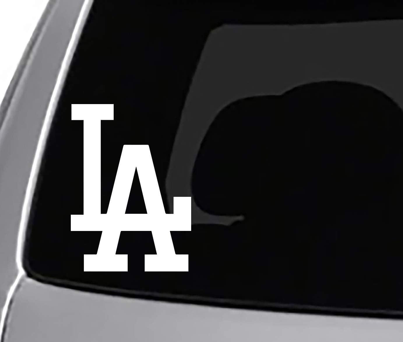 LA DODGERS DECAL CAR TRUCK WINDOW BUMPER STICKER SPORTS BASKETBALL