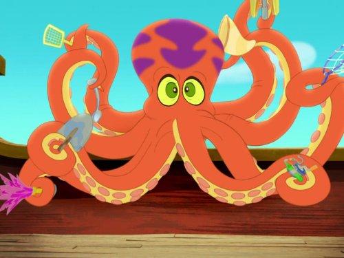 Captain Hook's Hooks/Mr. Smee's Pet]()