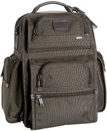Tumi Alpha T-Pass Business Class Brief Pack,Brown,One Size