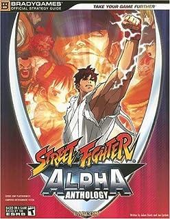 Street Fighter Alpha Anthology Official Strategy Guide (Official Strategy Guides (Bradygames))