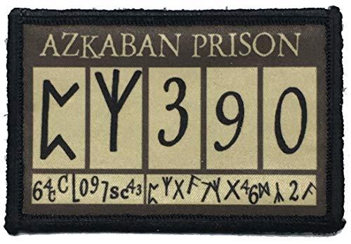 Harry Potter Azkaban Prison Badge Morale Tactical Military P