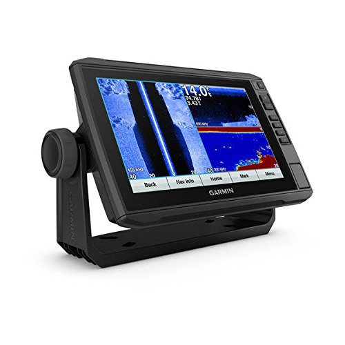 Garmin 010-01901-01 Echomap Plus 93SV with CV52HW-TM transducer, 9 inches