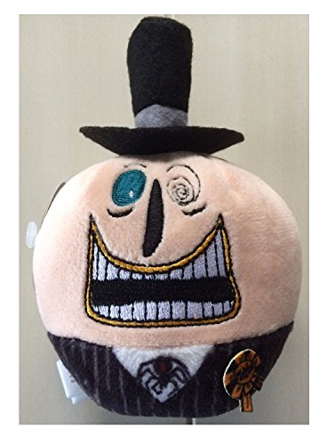 Hallmark Fluffball Decoration/Ornament Tim Burton's The Nightmare Before Christmas Mayor