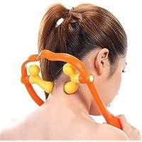 Semine Nackenmassagegerät Deep Tissue Cordless Nackenschmerzen Relief Dual Trigger Point Schultermassagegerät Muscle