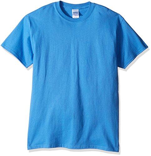 À Manches Courtes T Iris Homme shirt Gildan fqRCSn