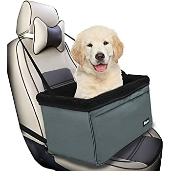 Amazon Com Solvit Tagalong Pet Booster Seat Standard