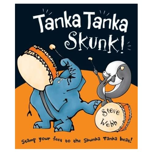 Tanka Tanka Skunk! (Jun 1, 2004)