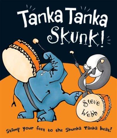 Read Online Tanka Tanka Skunk! pdf