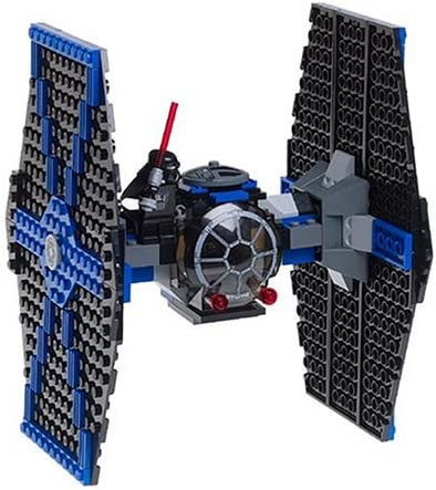 Lego Stories and Action Star Wars Episode III TIE Fighter (7263)