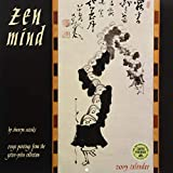 Zen Mind 2019 Wall Calendar: Zenga Paintings from the Gitter-Yelen Collection
