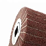 120x100x20mm Non-woven Abrasive Buffing Wheel Wire