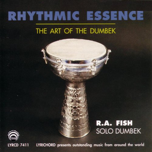 Rhythmic Essence: The Art of the Dumbek