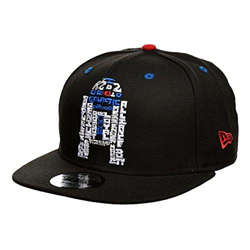 Star Wars New Era R2D2 Black Snapback (Black) (R2d2 Hat)