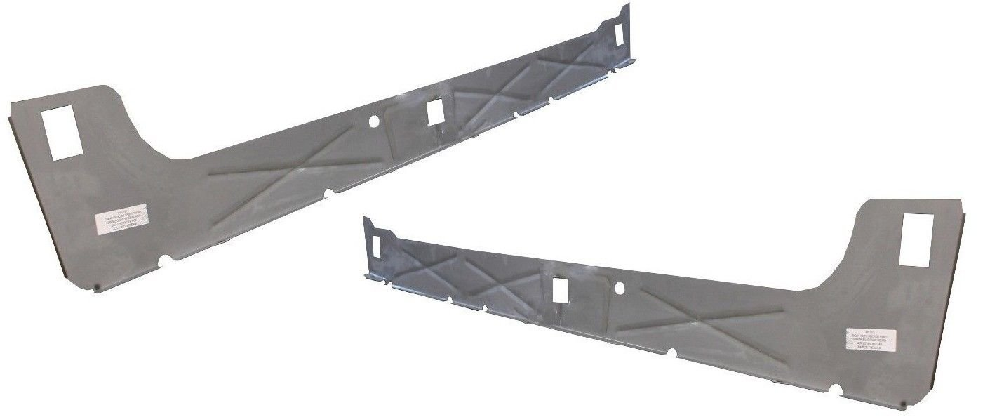 Motor City Sheet Metal Works With 1999-2006 SIERRA SILVERADO INNER ROCKER PANELS EXTENDED CAB 1 PAIR