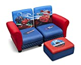 Delta Children's  Products Disney Pixar Cars Upholstered Sectional Set, 3-Piece