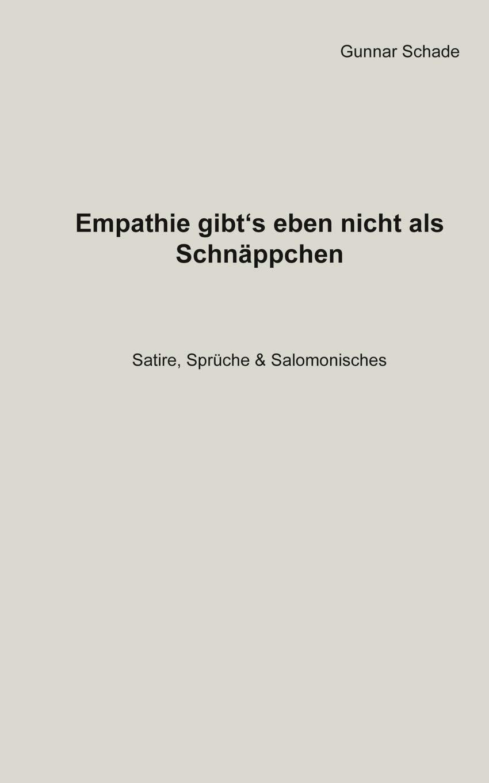 Sprüche empathie Schöne Sprüche: