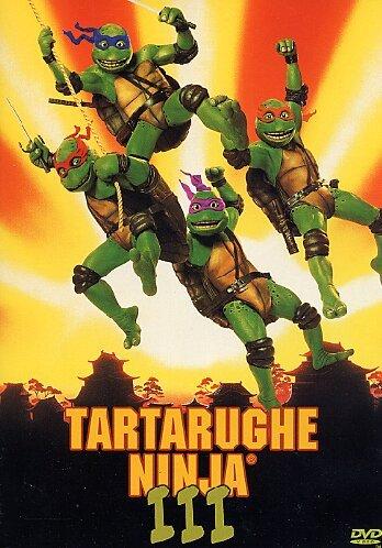 Tartarughe Ninja 3 [Italia] [DVD]: Amazon.es: Elias Koteas ...