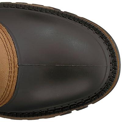 Georgia G4434 Mid Calf Boot, Brown, 11 M US: Shoes