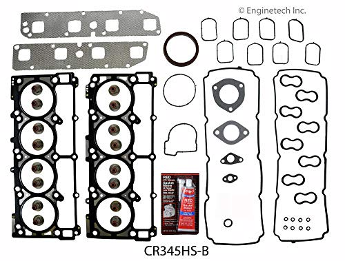 Enginetech CR345HS-B GSKT CHRY 5.7L HEMI Head Set MLS Head GASKETS ()