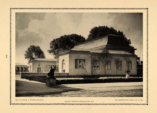 1914-print-lossow-kuhne-dresden-germany-sachsische-home-werkbund-exhibition-original-halftone-print