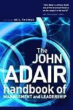img - for The John Adair Handbook of Management and Leadership book / textbook / text book