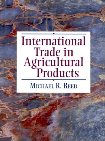 International Trade In Agri.Products