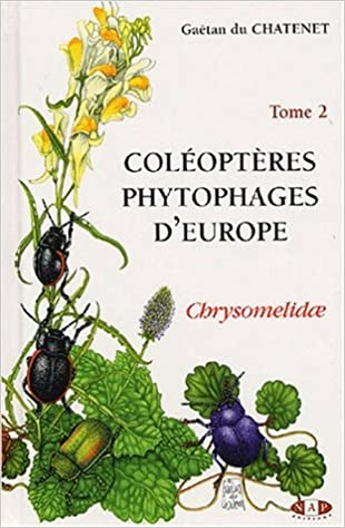 Livres Coléoptères phytophages d'Europe. Tome 2, Chrysomelidae pdf