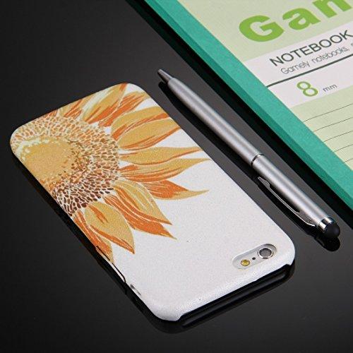 Phone Taschen & Schalen Für iPhone 6 Plus & 6s Plus IMD Kunstfertigkeit Paste Haut Muster Schutzmaßnahmen Leder Tasche ( SKU : IP6P1531H )