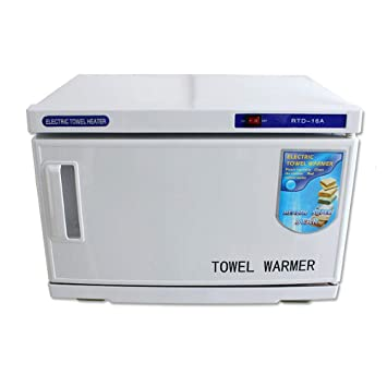 Esterilizador De Toallas para Esterilizador De Toallas 16L UV Ozono Hotel Salón De Belleza Toalla Gabinete De Desinfección Especial: Amazon.es: Deportes y ...