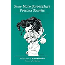 Four More Screenplays by Preston Sturges