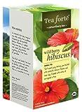 Tea Forté Hibscus Wild Berry Tea, 16 biodegradable filterbags