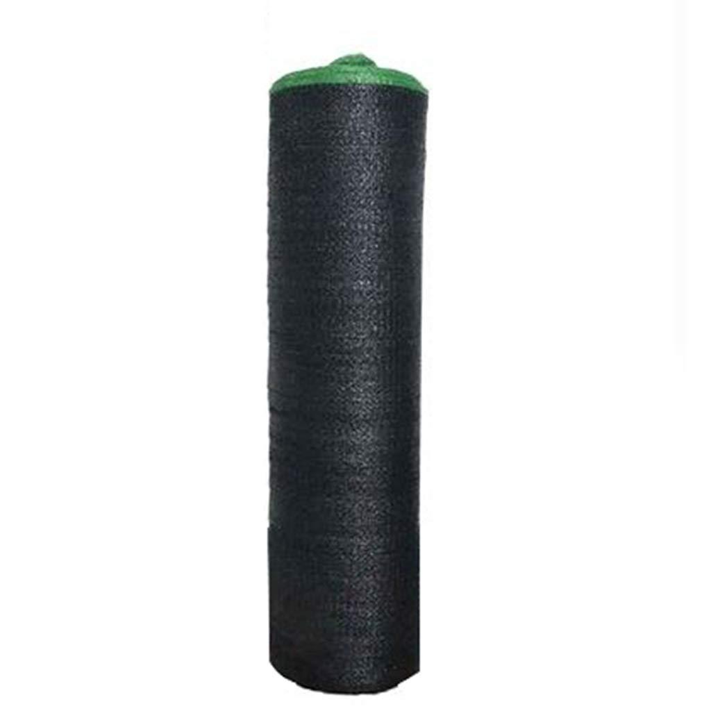 緑の植物の日焼け止めネットワーク、黒大面積倉庫温室シェーディングネット90%シャドウブロック光遮断熱 (Color : Black, Size : 3*50M) B07TWM4Q2Q Black 3*50M